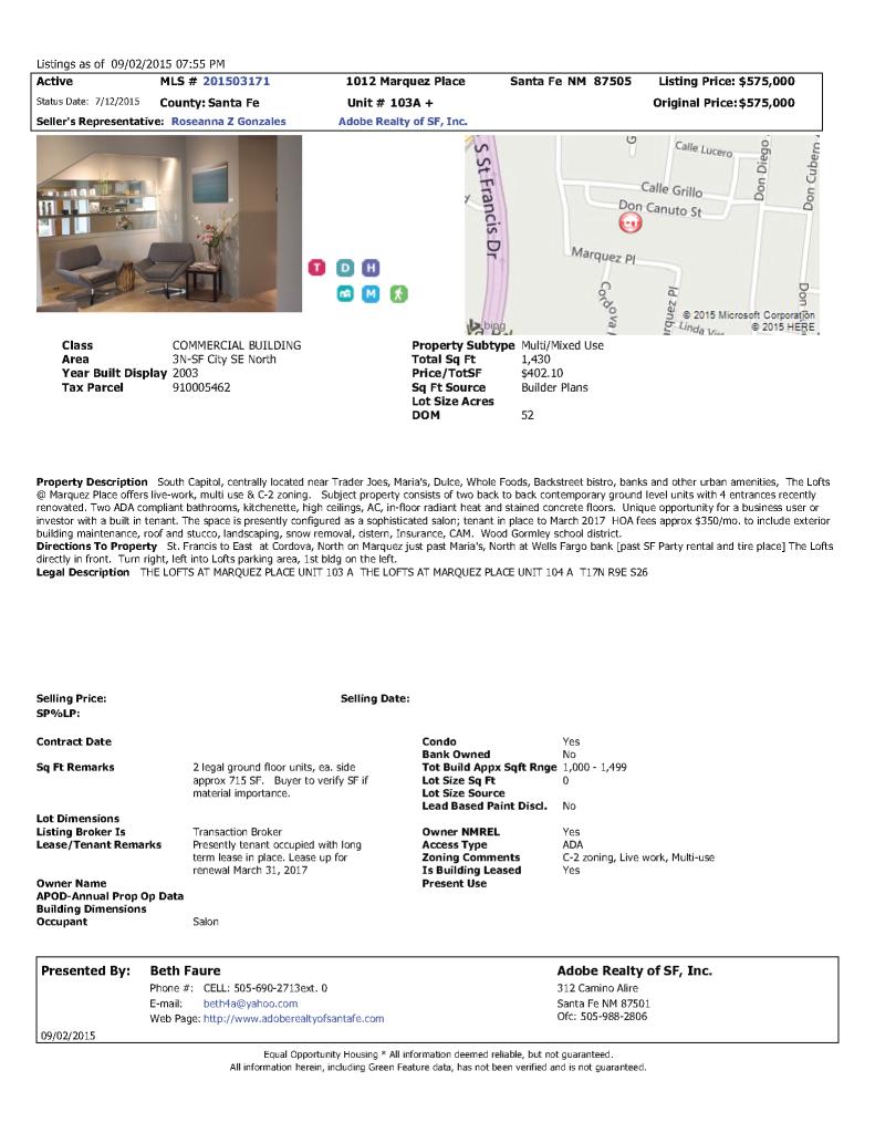 1012 Marquez Place Santa Fe_Page_1